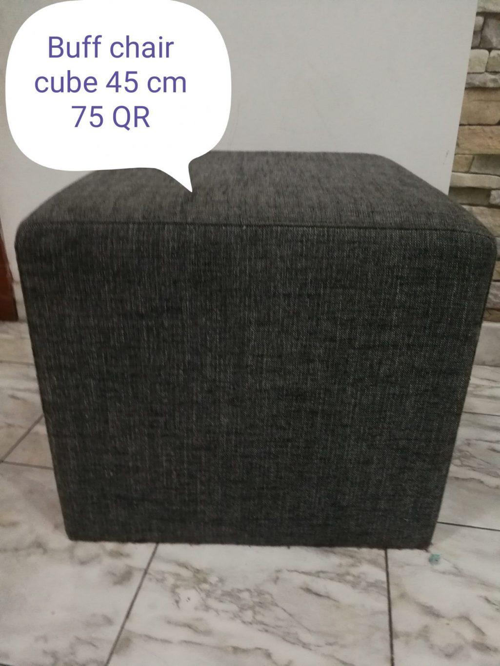 Buff chair