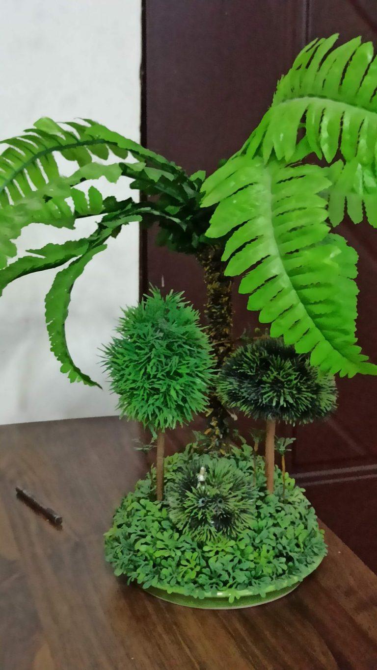 Palm Tree vegetation decoration for sale
