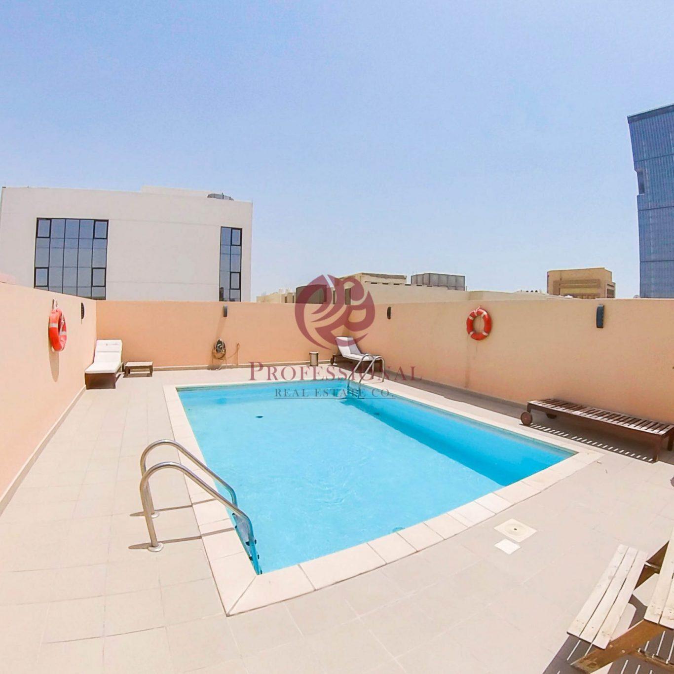 Furnished, 1 BHK Apartment in Bin Mahmoud