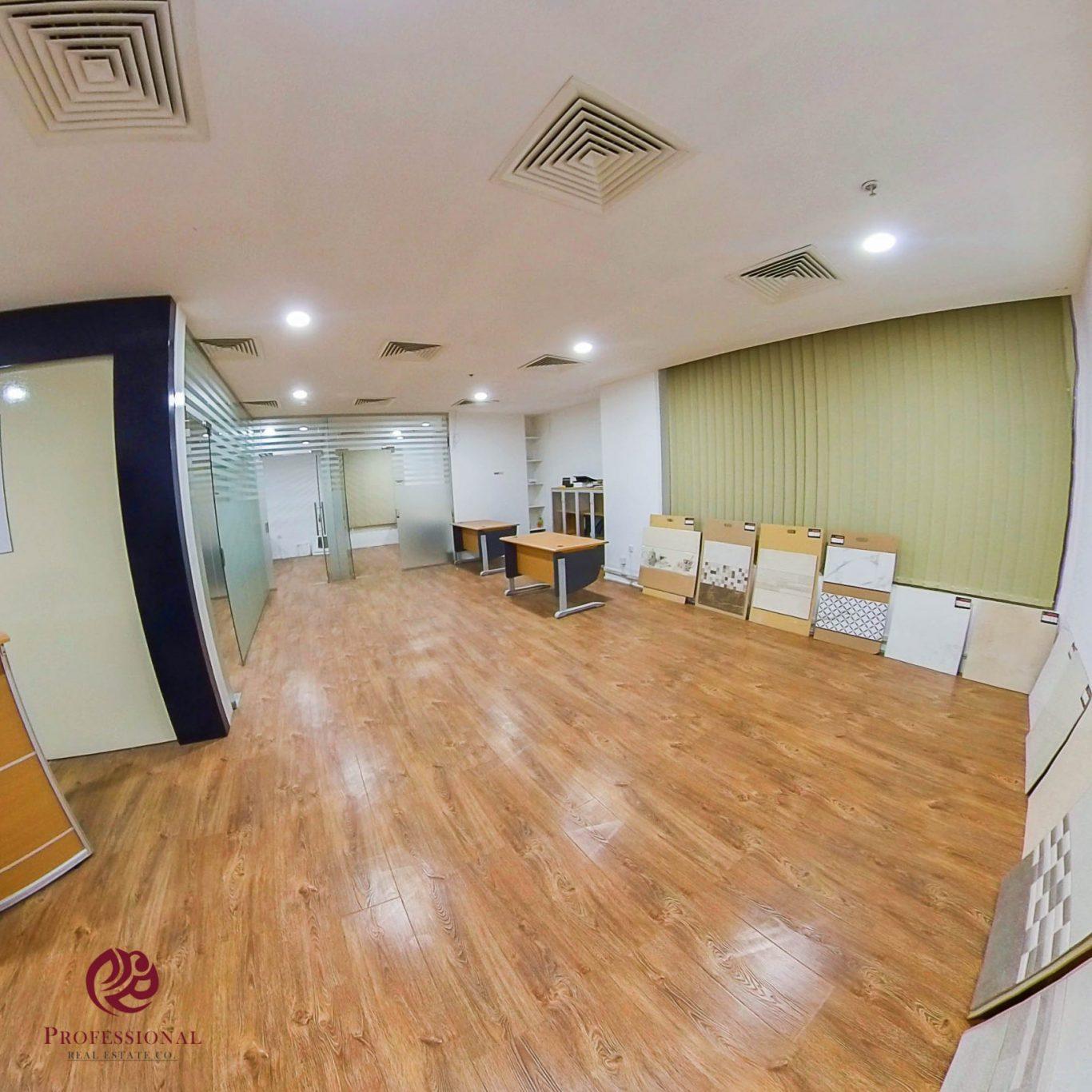 Unfurnished, 86 SQM  Office Space in Al Sadd