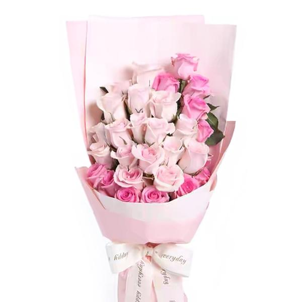 The Big Pink Bouquet Graded