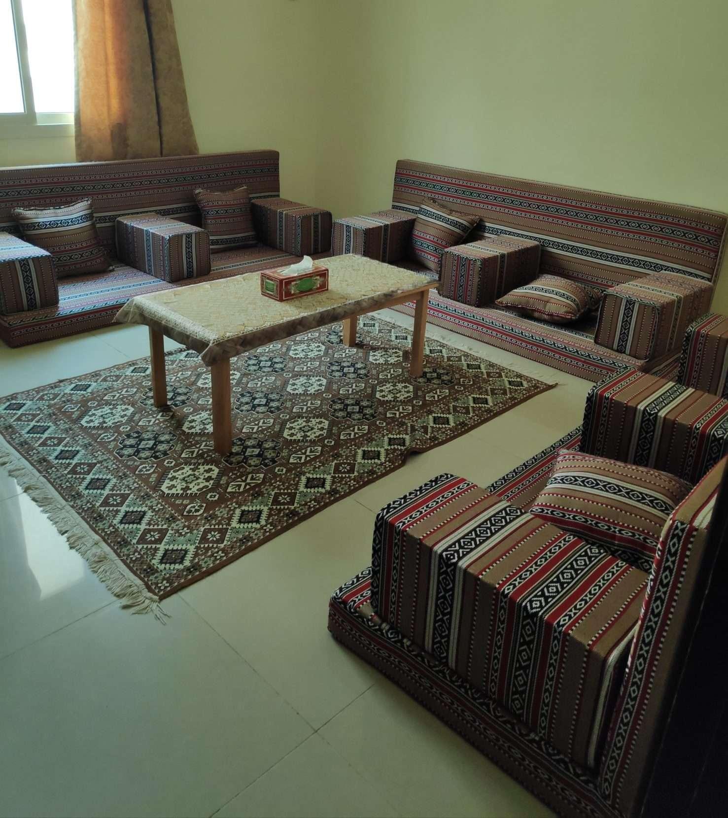 Arabic Majlis For SALE (Set of 3)