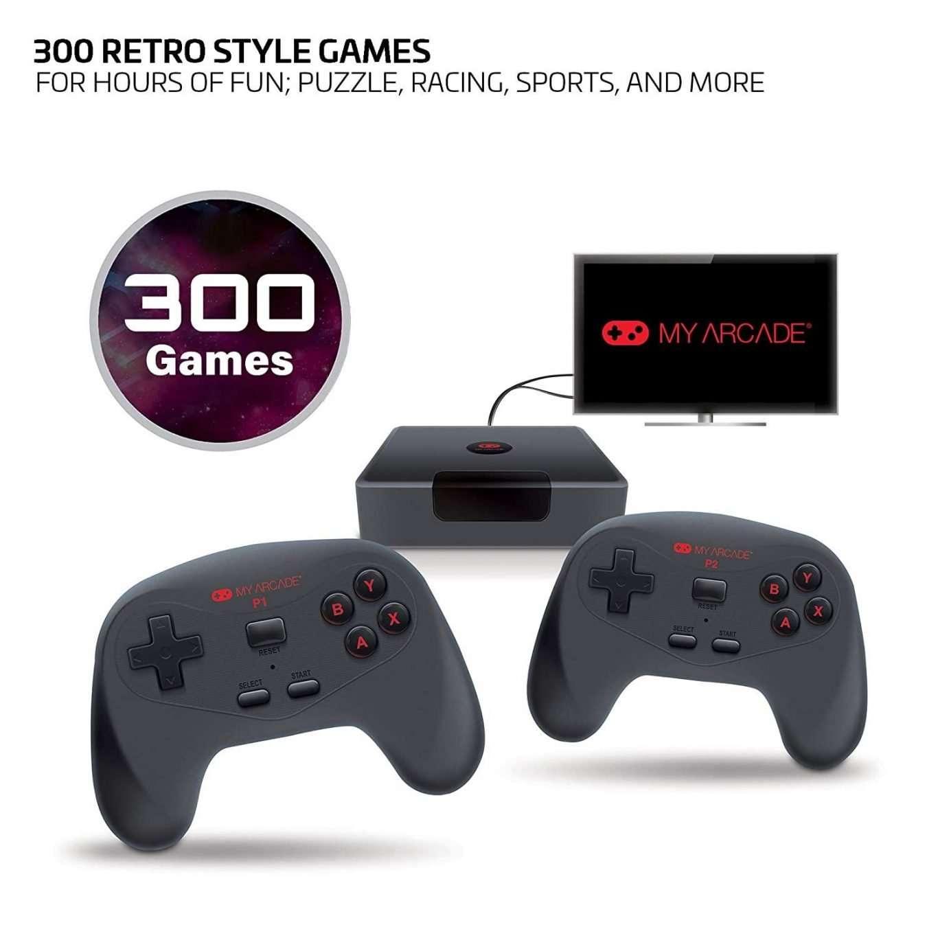 Game Console – DGUNL-3213
