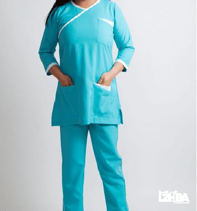 Maids Uniform – Turquoise color