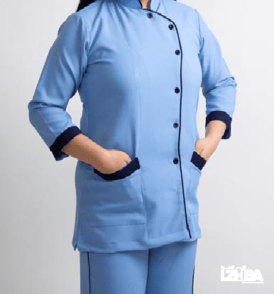 Maids Uniform – Sky Blue