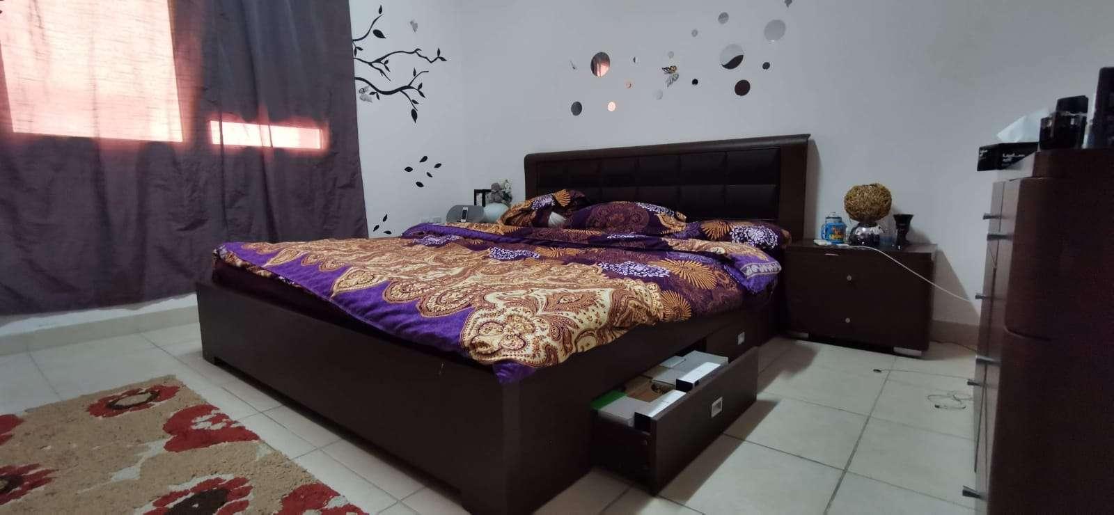 Full bedroom set and mattress