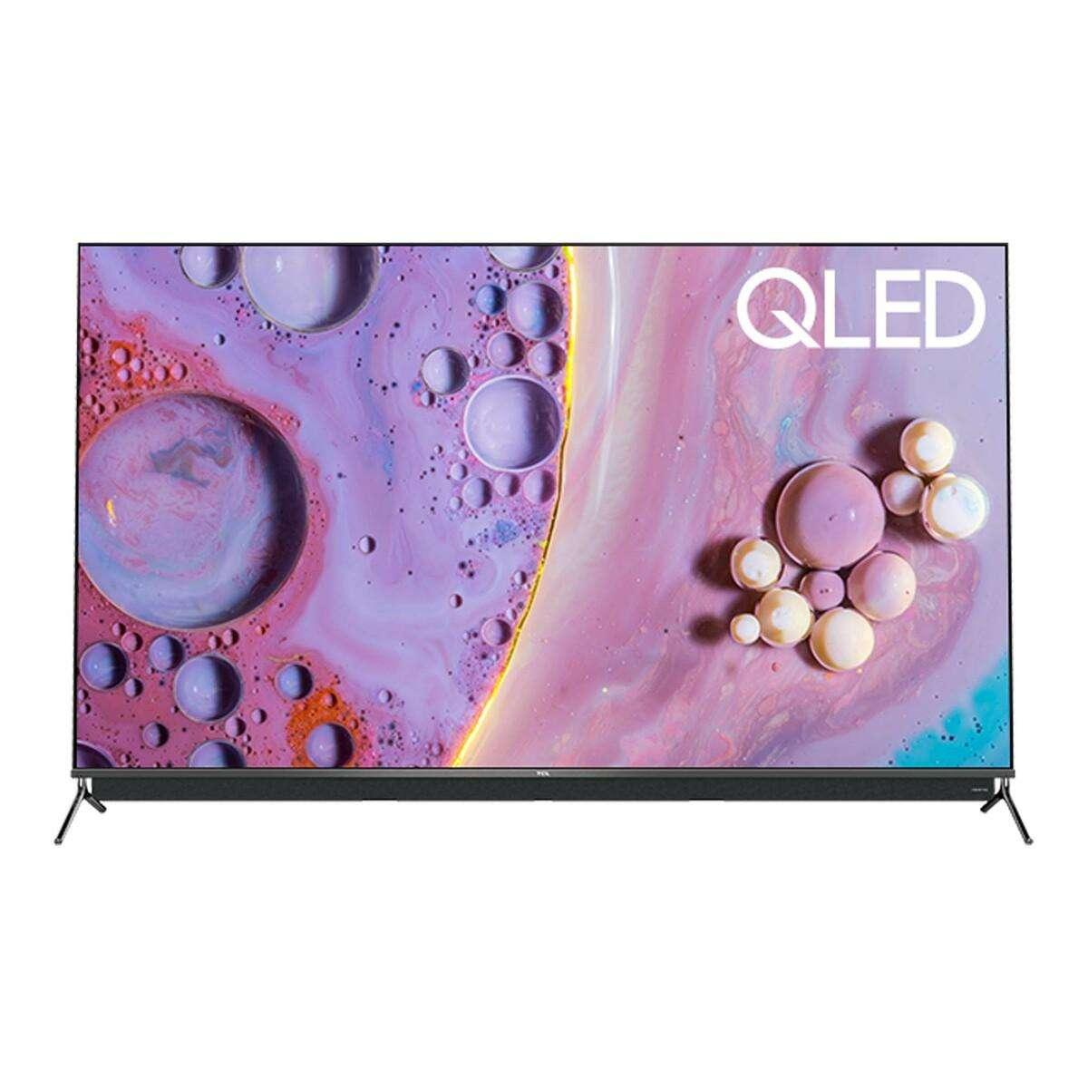 TCL 75″ Smart TV QLED