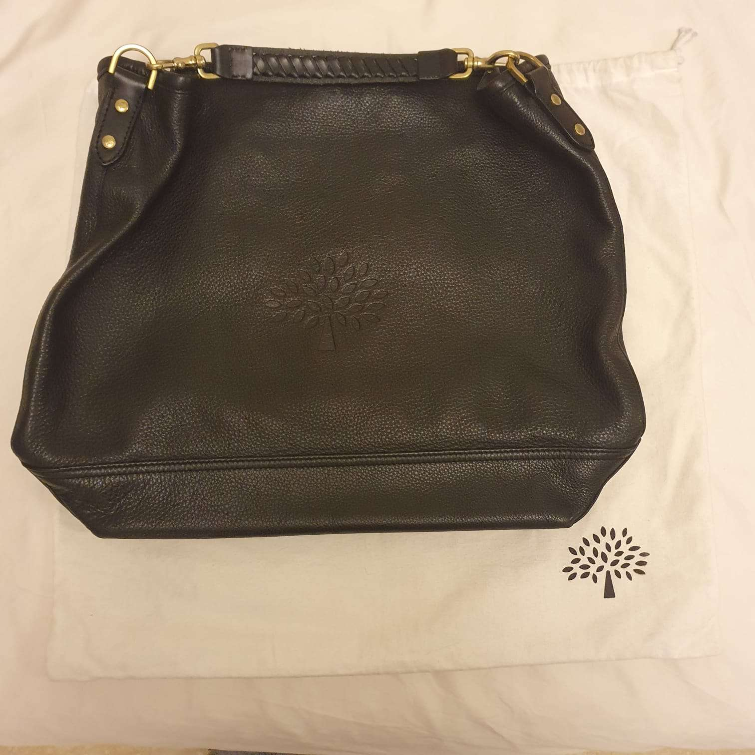 Black Mulberry handbag