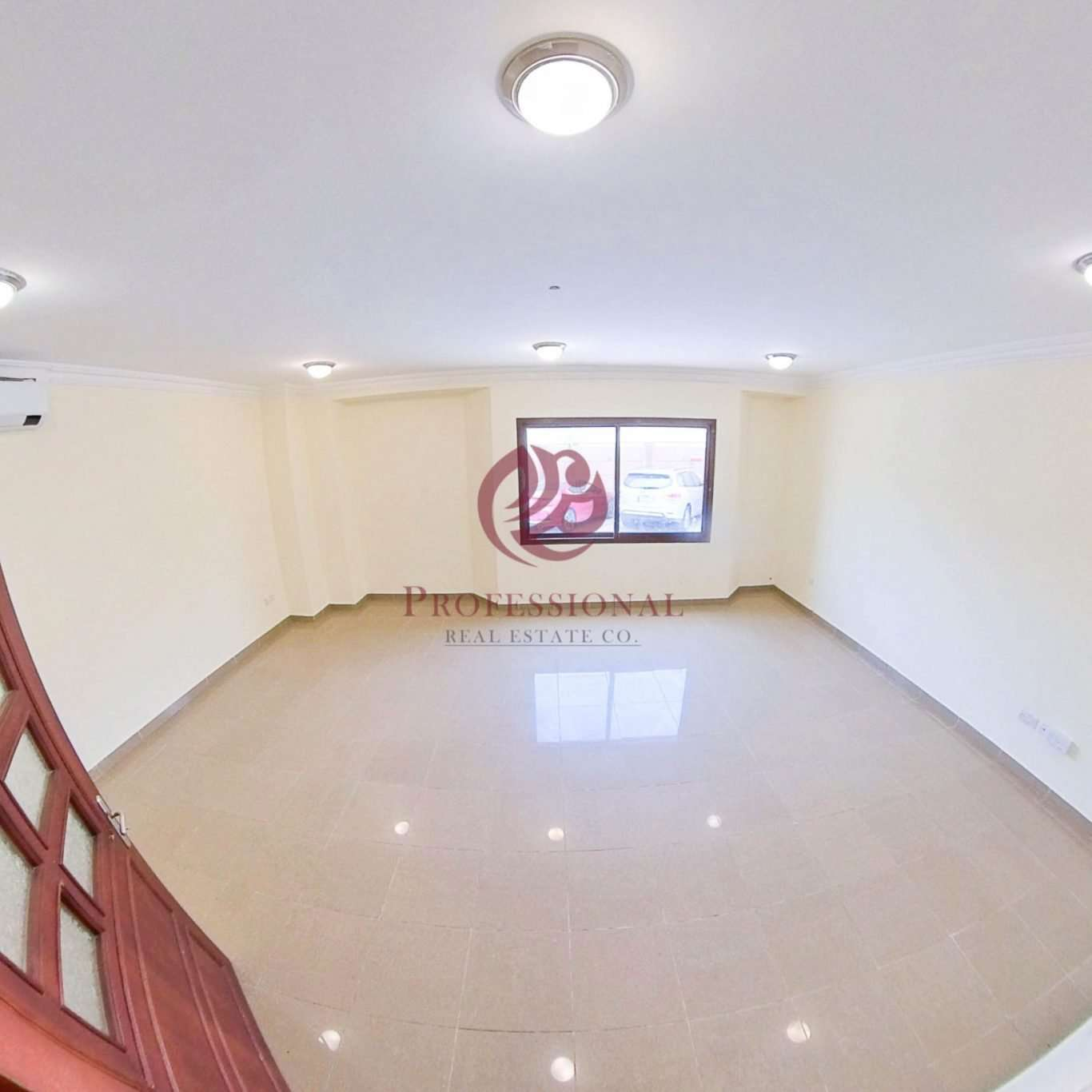 Semi-Furnished, 3 BHK Apartment in Maamoura