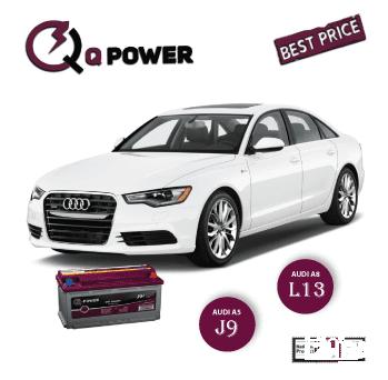 Q-Power Battery J9 – Audi A5
