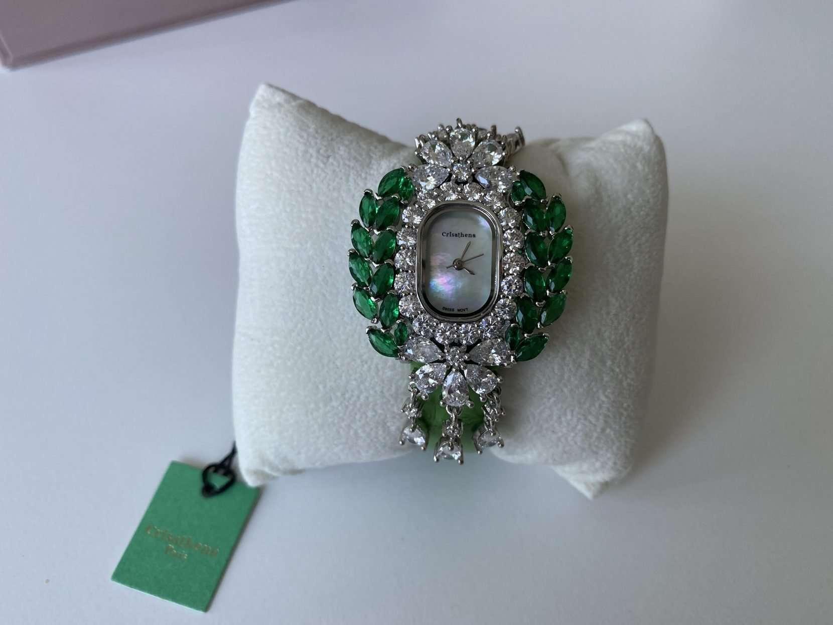 Crisathena luxury watch