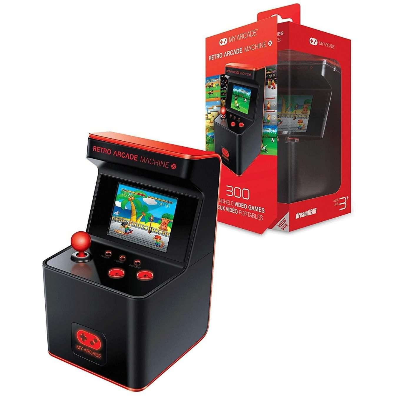 Game Console – DGUN-2593