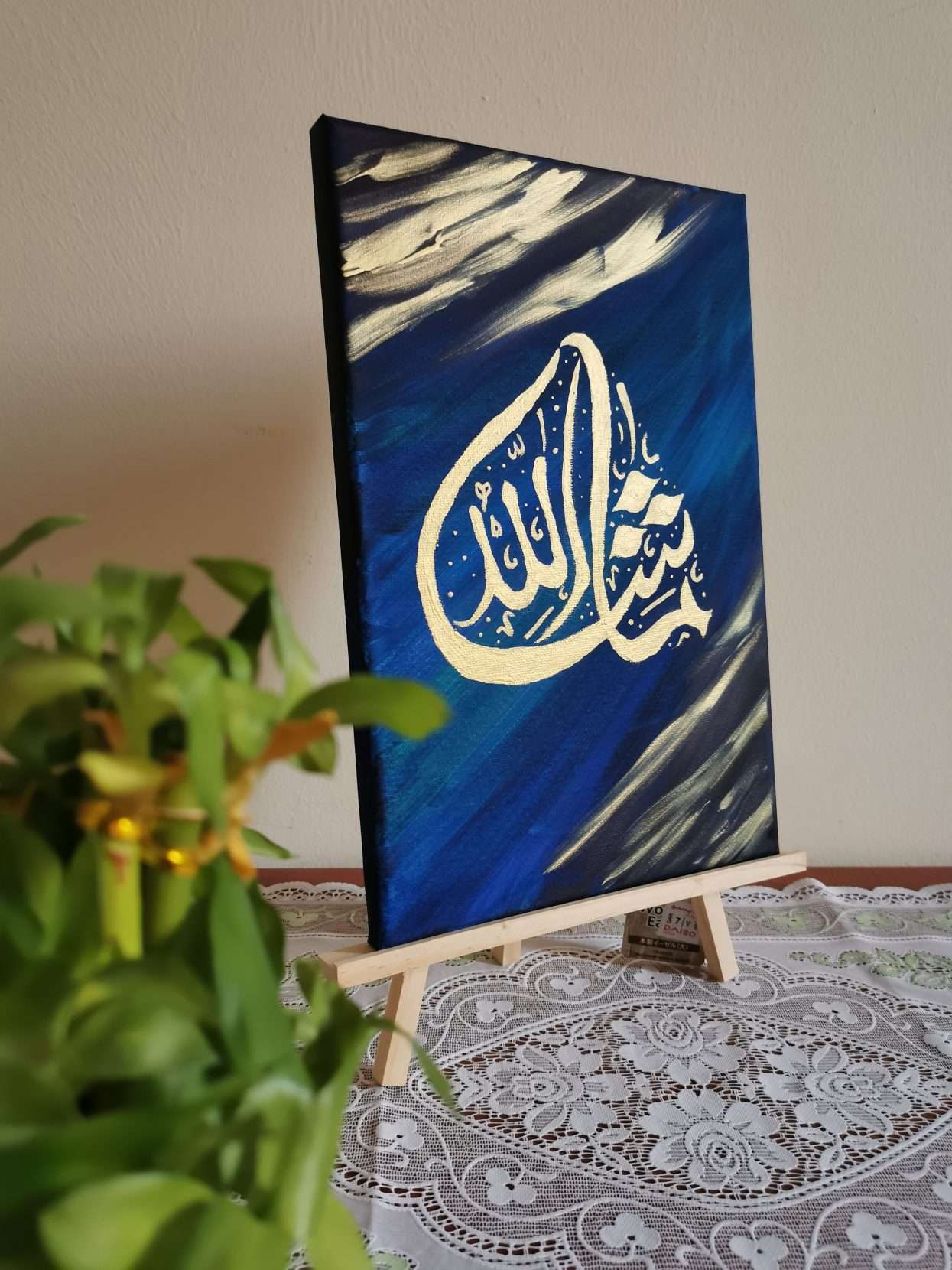 Customized paintings, calligraphy and portraits