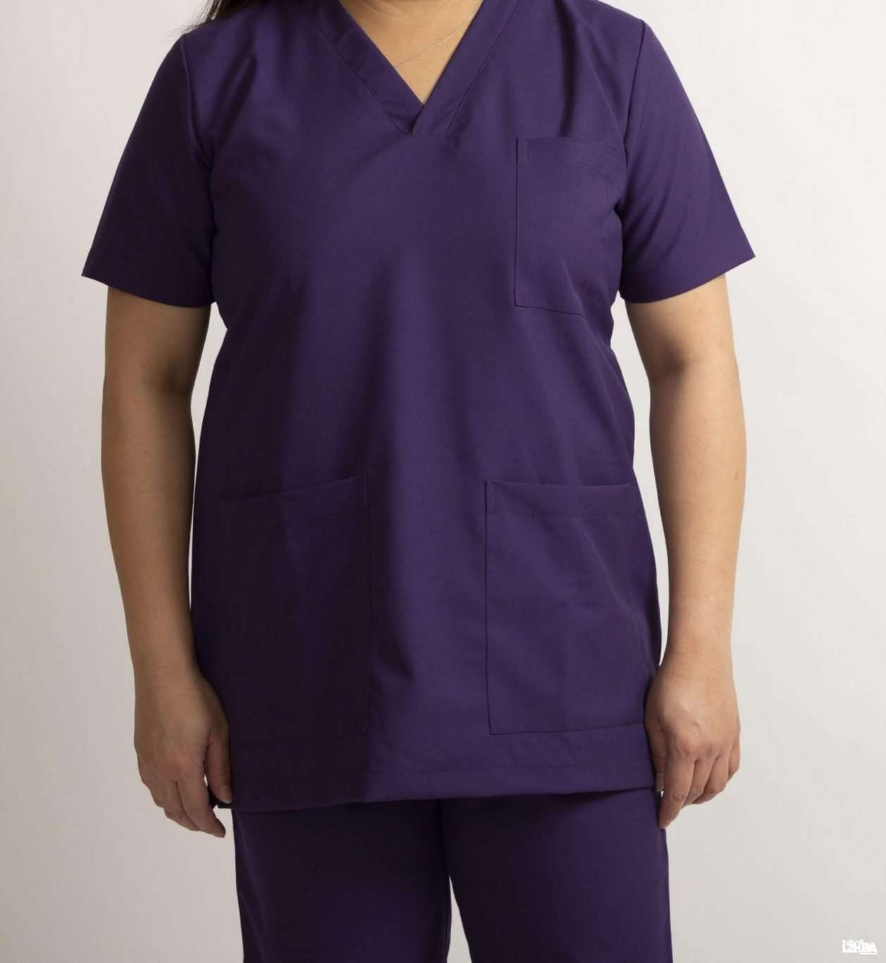 Scrub Suit – Purple color
