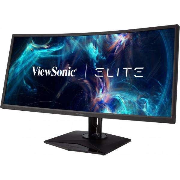 Gaming Monitor – XG350R-C (Black)
