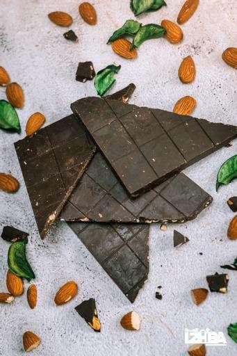 Dark Chocolate with Almond