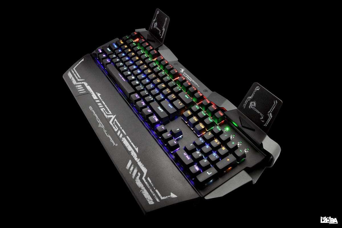 Gaming Keyboard – GK-010 (Black)