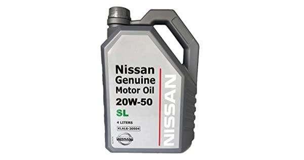 Nissan Petrol Engine Oil / 20W-50