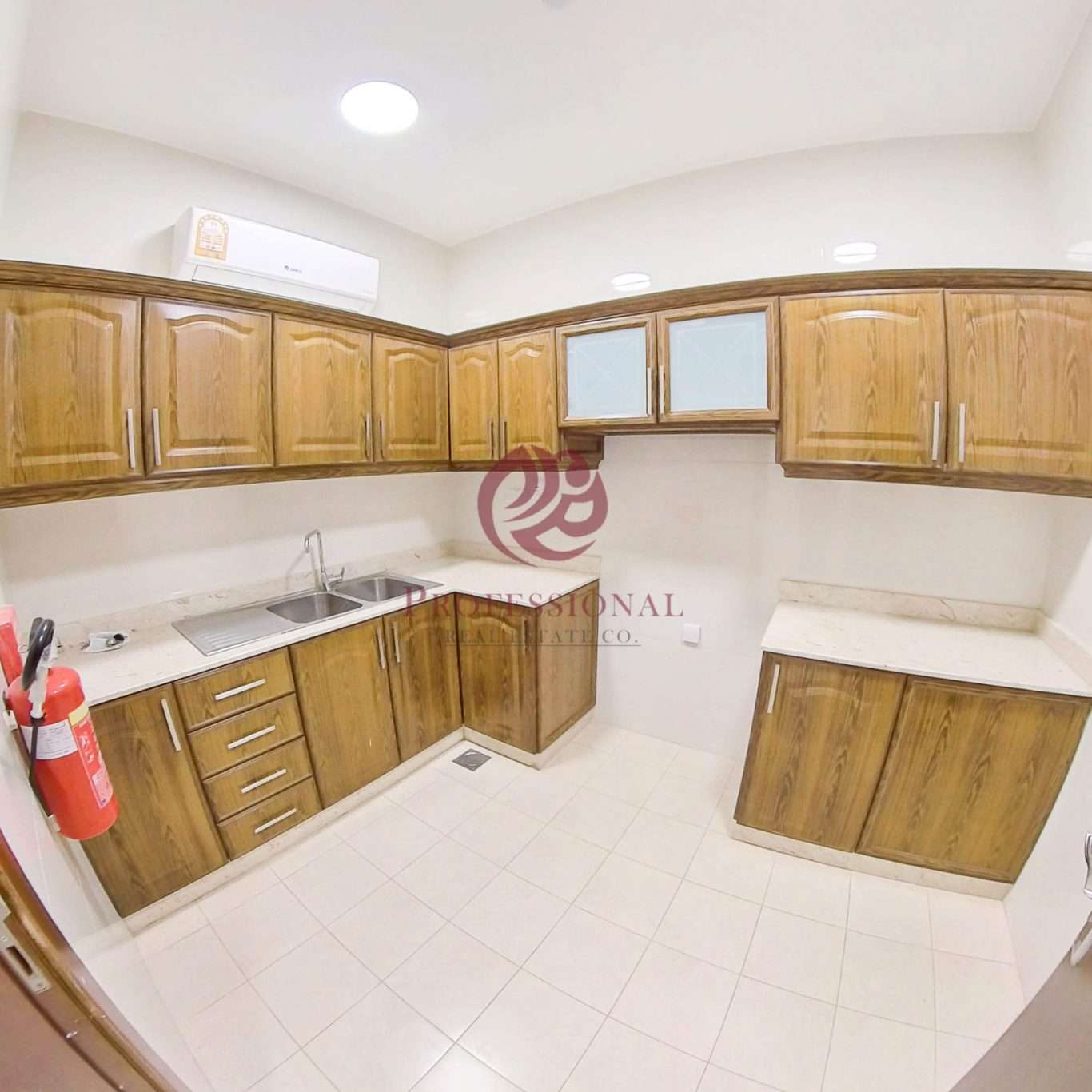 Unfurnished, 3 BHK Apartment in Mansoura