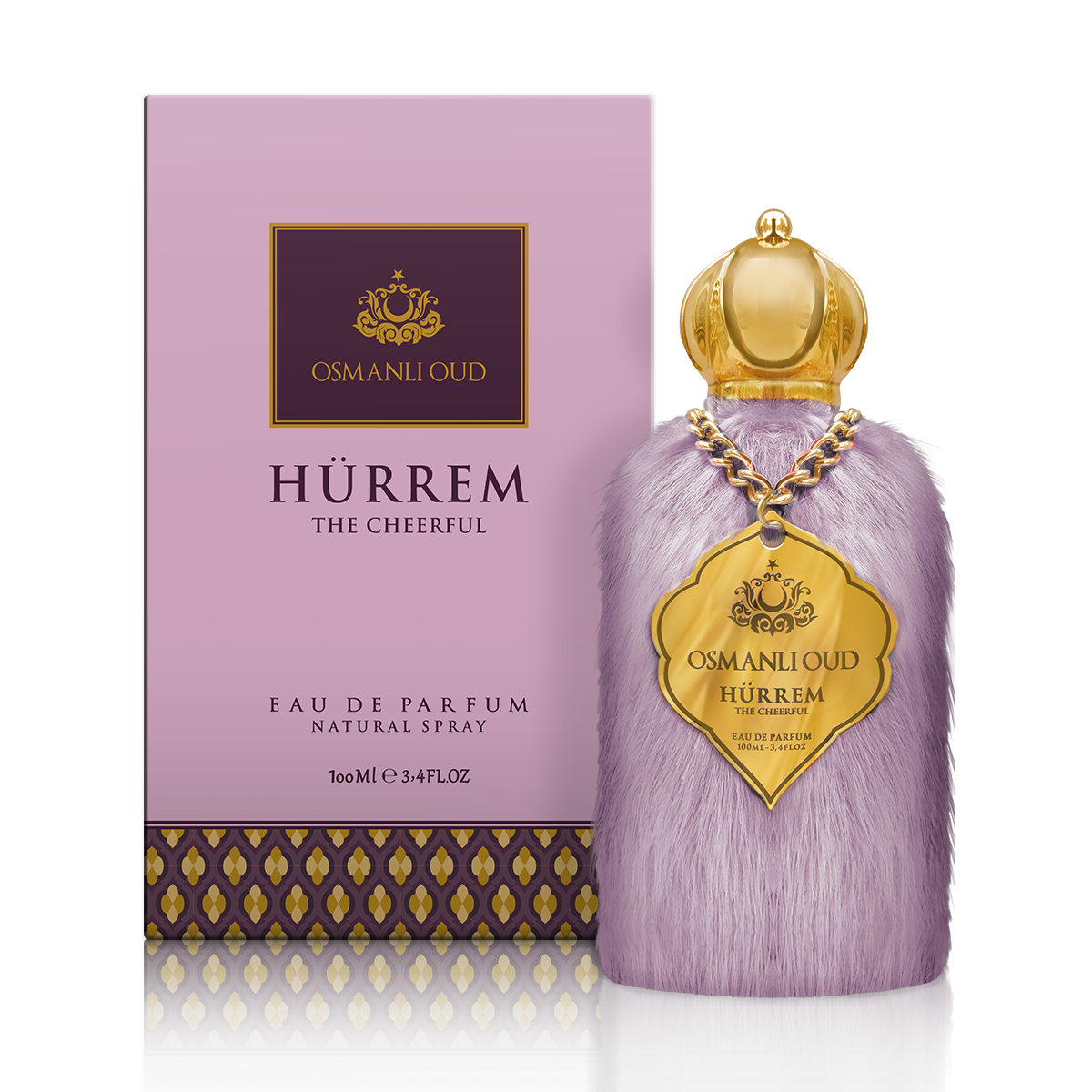 Hurrem the cheerful EDP Perfume 100 ML