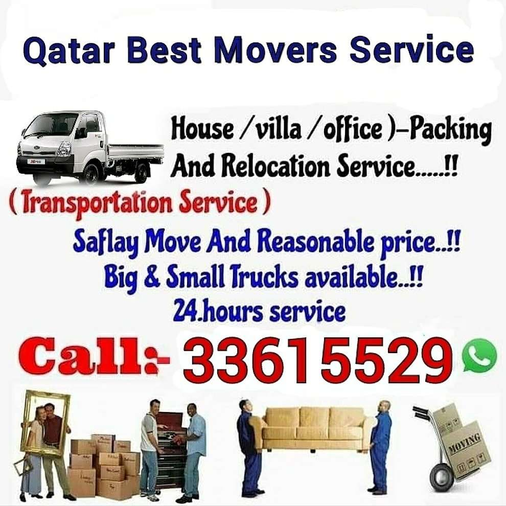 Qatar Best Movers Service