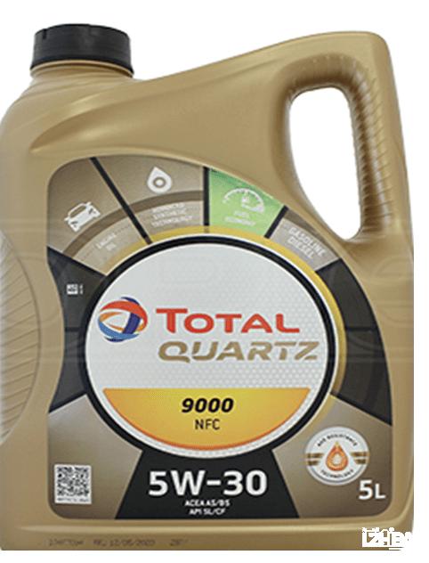 Total Petrol Engine Oil / 5W-30