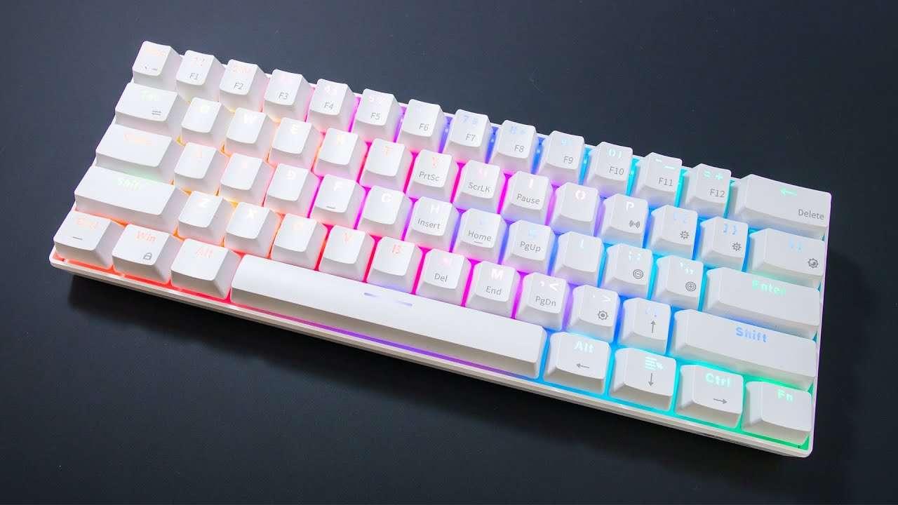 Mechanical Gaming Keyboard RK61