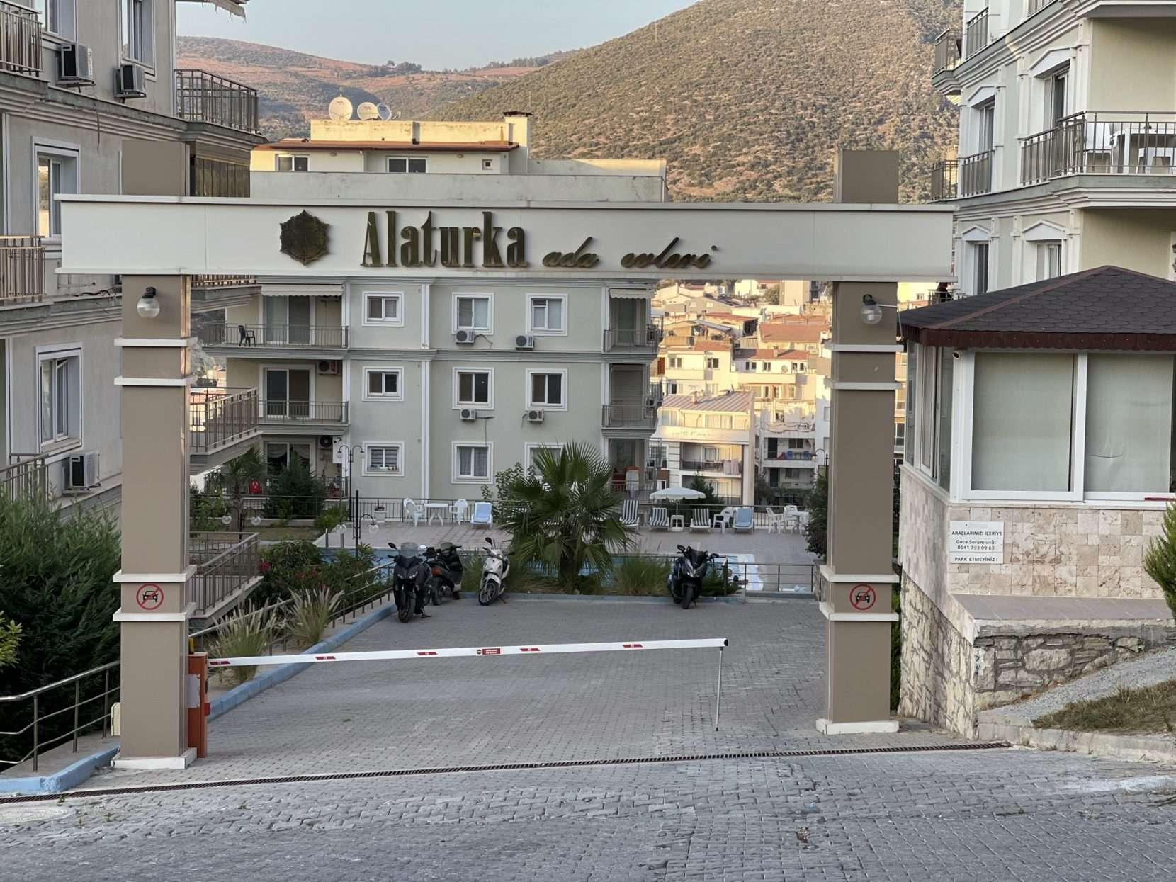 شقة للبيع في تركيا