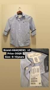 Boys cloths New