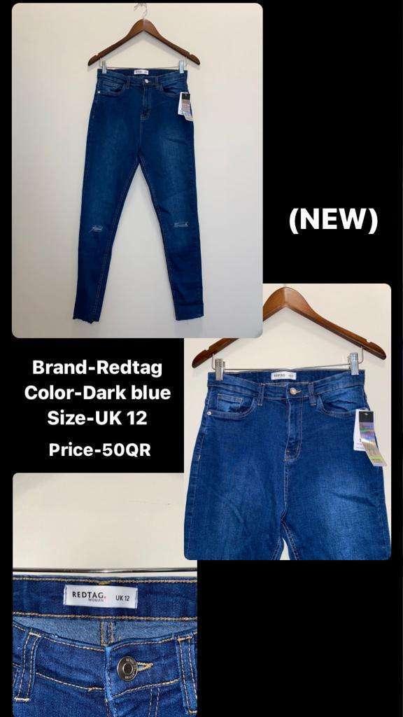New Women Jeans
