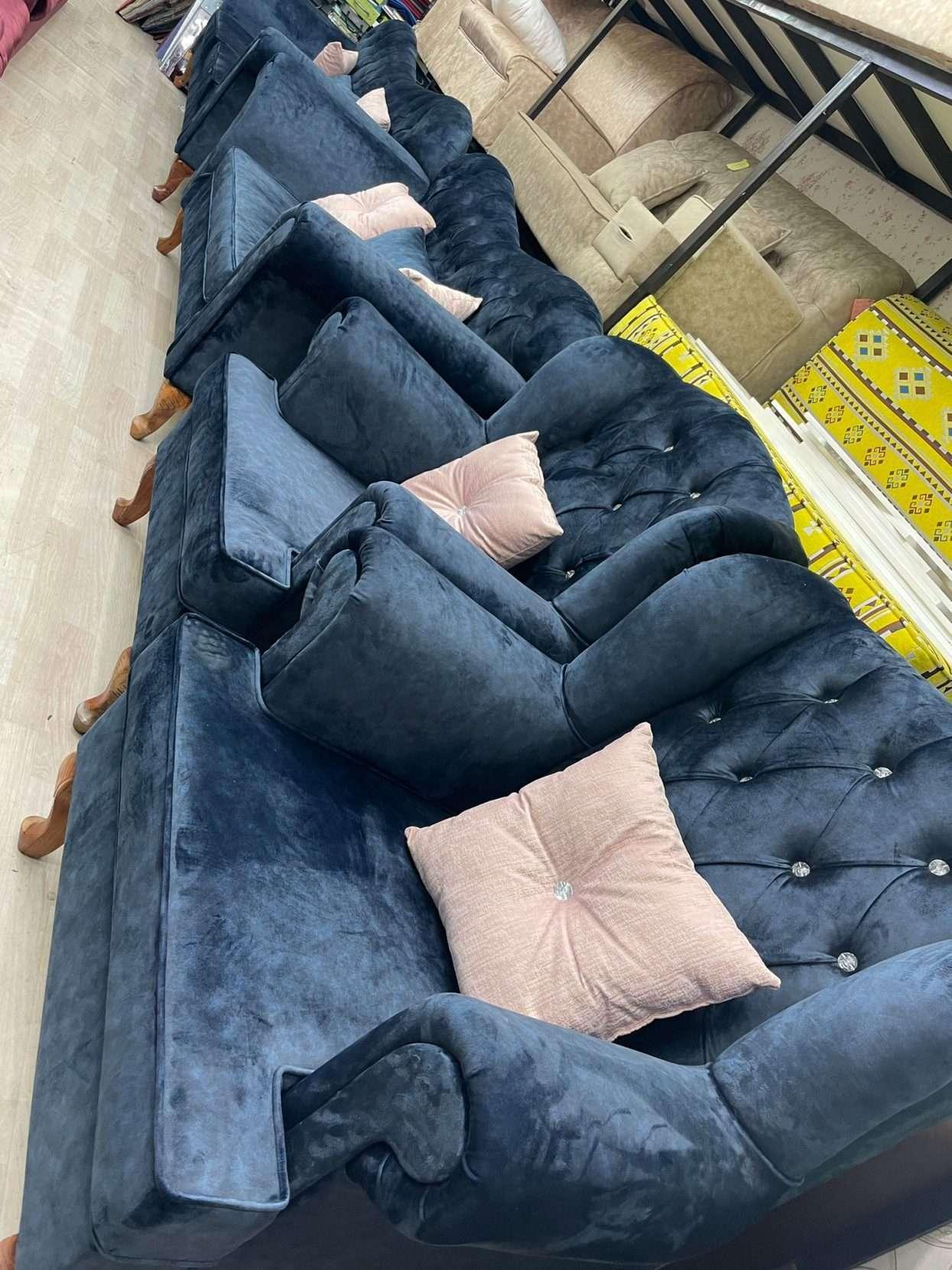 For Sell Readymade Sofa Set & Mojlish