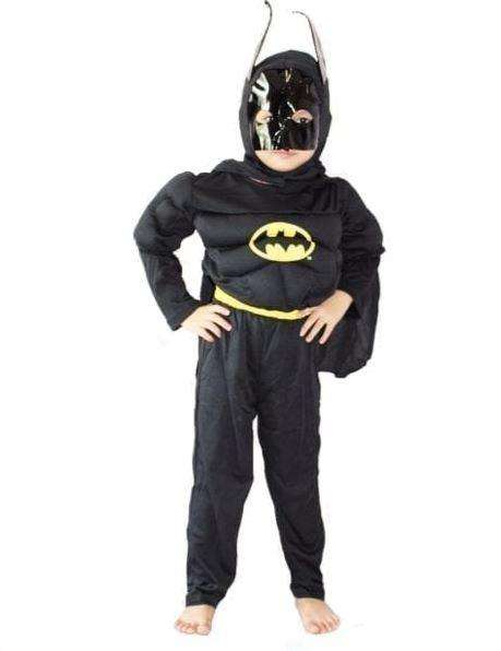 Marvel Batman Costume with Muscle
