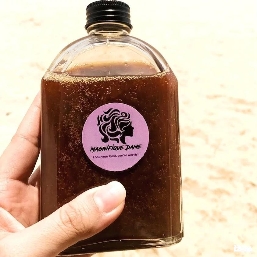 Brazilian Orange Tan Oil