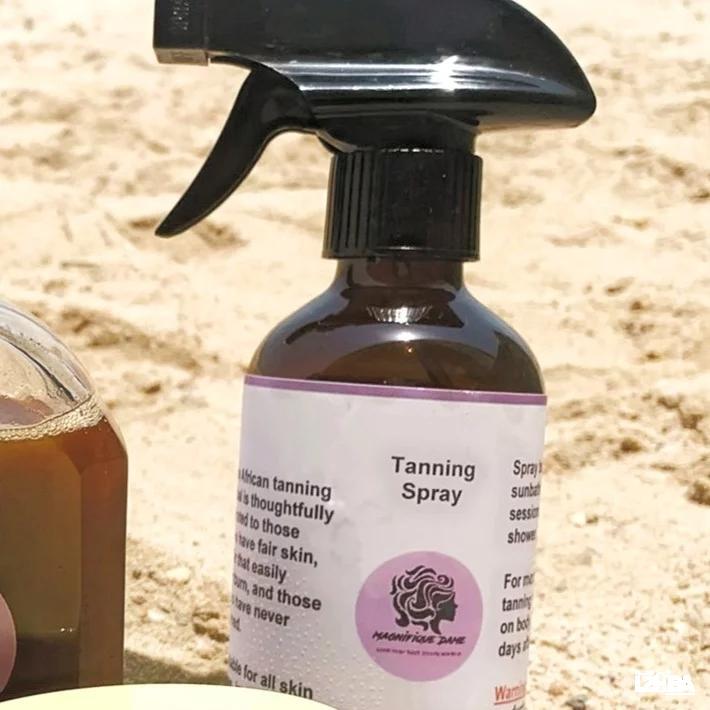 Brazilian Orange After-Tan Spray