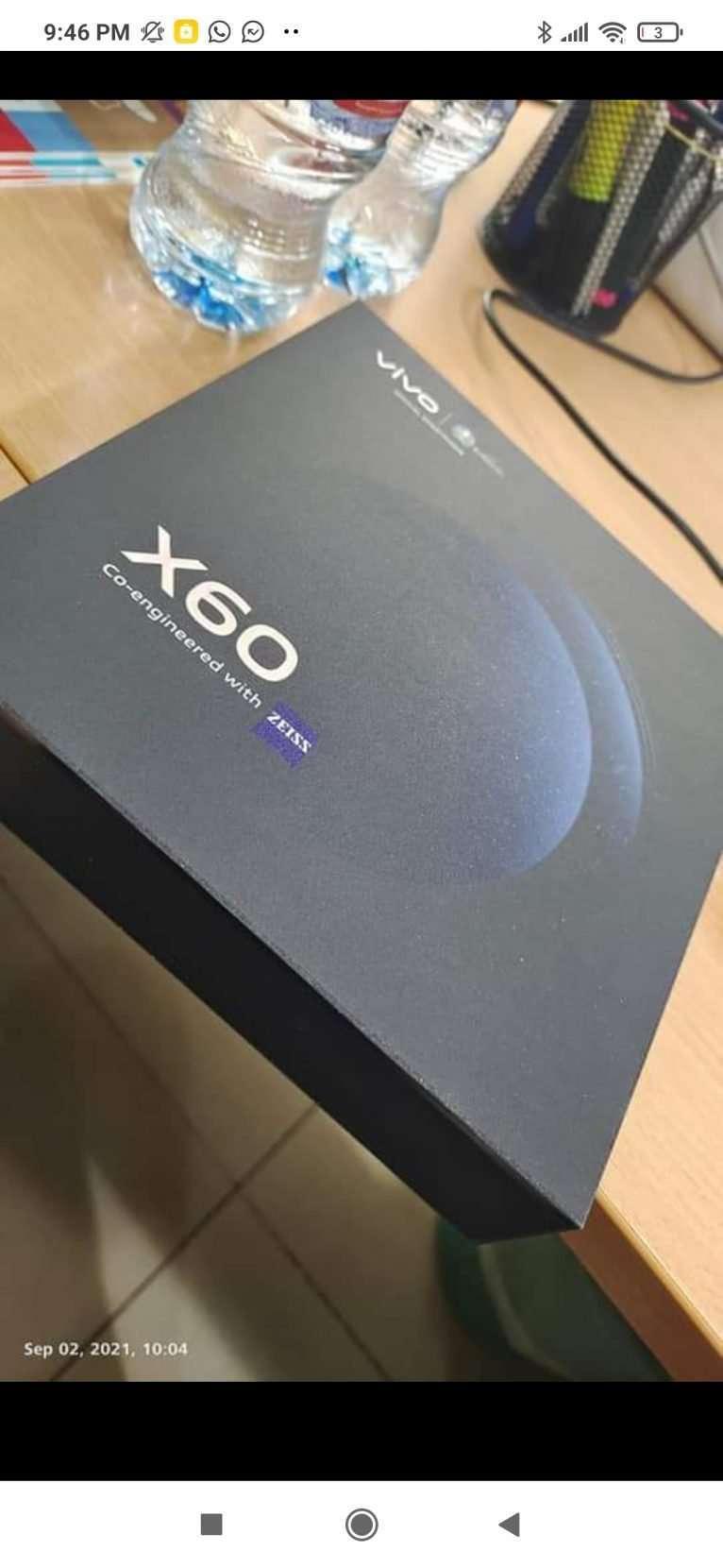 Vivo X60 5G new