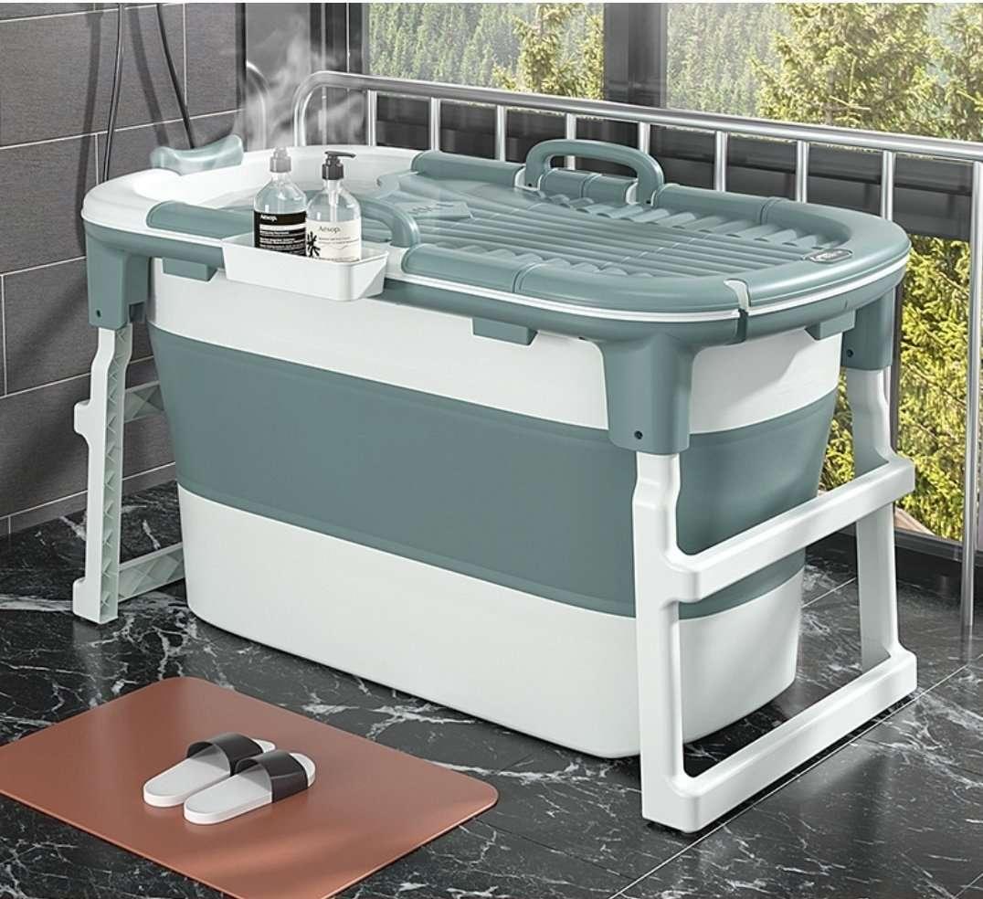 120-HIGH ADULT BATHTUB