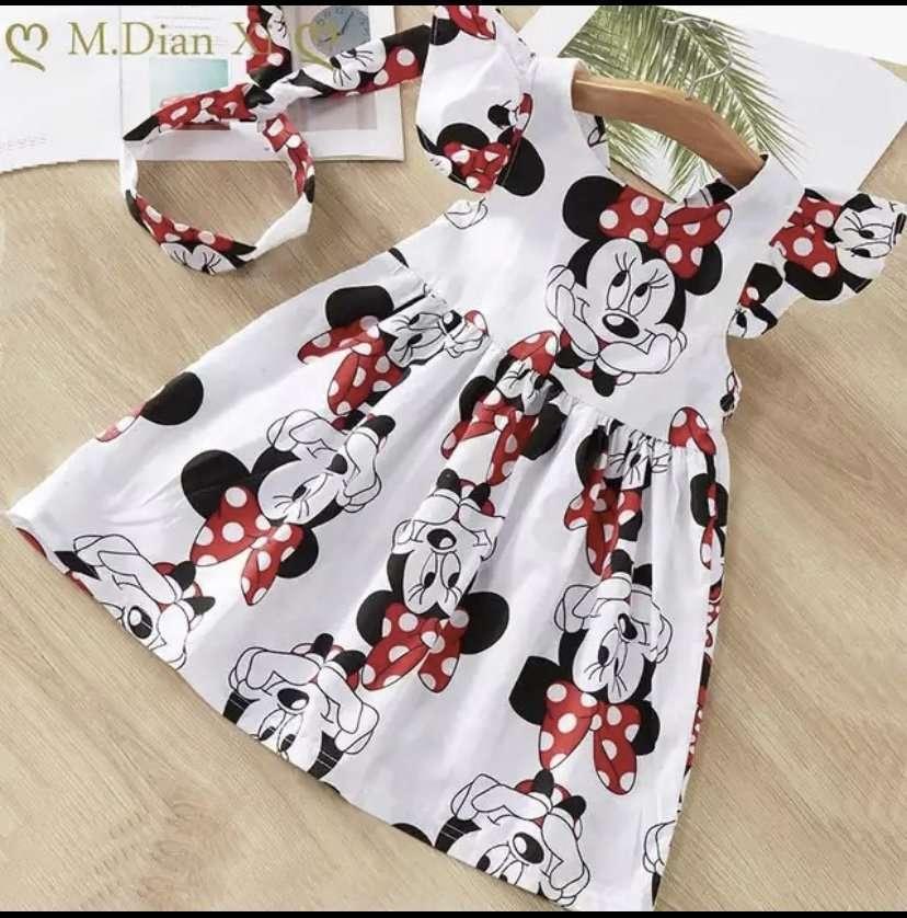 Mimi mouse dress 4