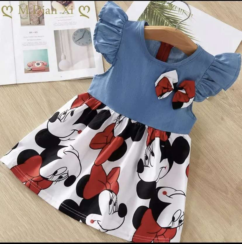 Mimi mouse dress 3
