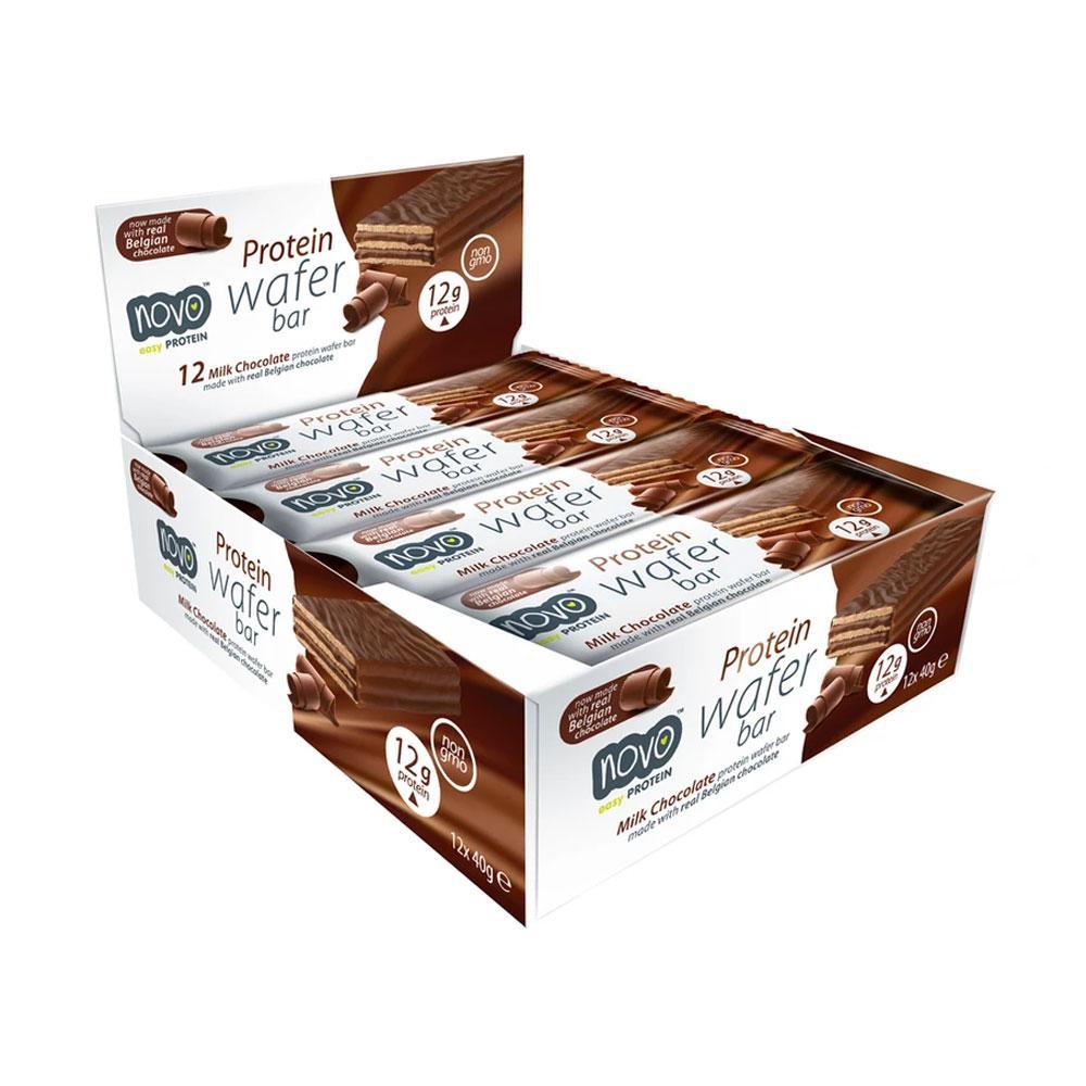 Novo protein wafer chocolate *12