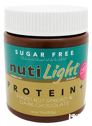 NutiLight Protein + Hazelnut Spread & Dark Chocolate
