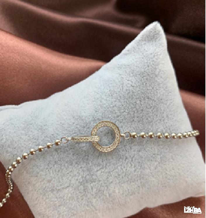 Silver 925 eternal bonding bracelet/ Thai industry